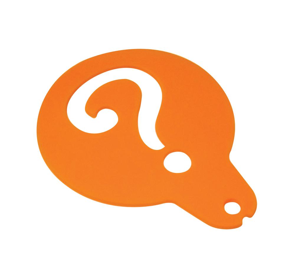 8721 orange - Tread Check Keyring