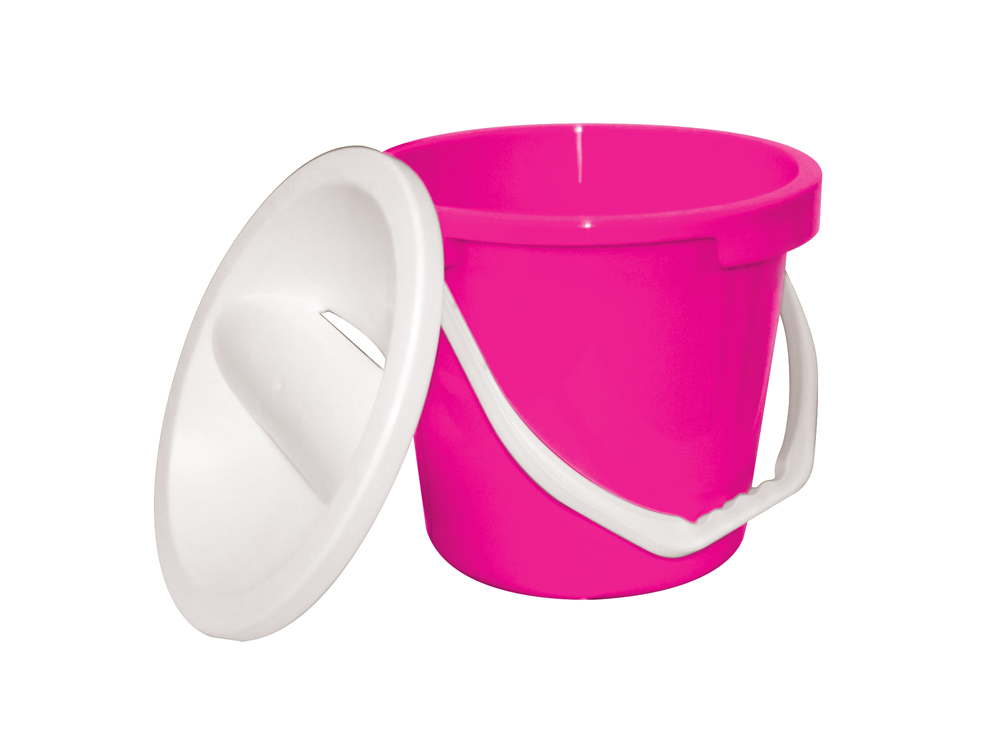 8939 pink - Collection Bucket