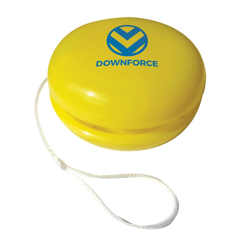 9814 yellow - Standard Yo-yo