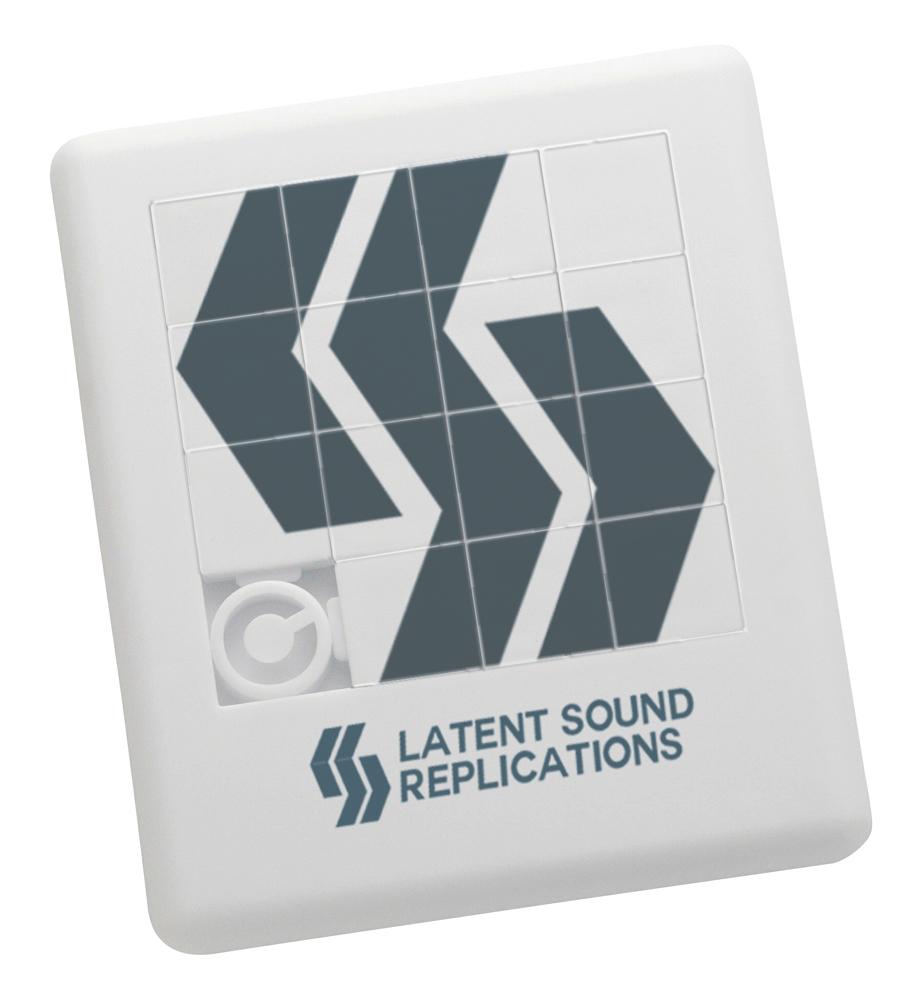 9870 a - Square Slide Puzzle