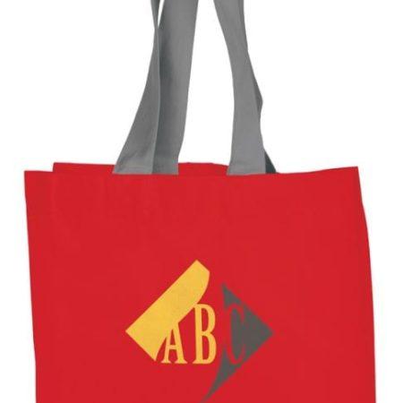 BA1681 landscape red 1 450x450 - Portrait Cotton Shopper