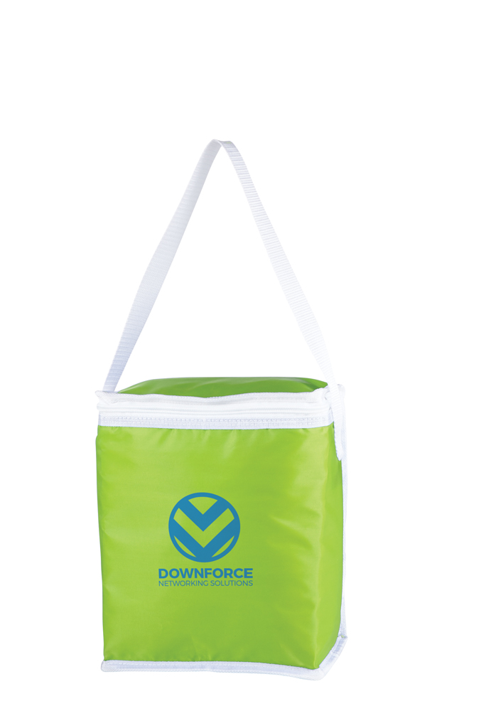 BA1702 lime - Tower Lunch Bag