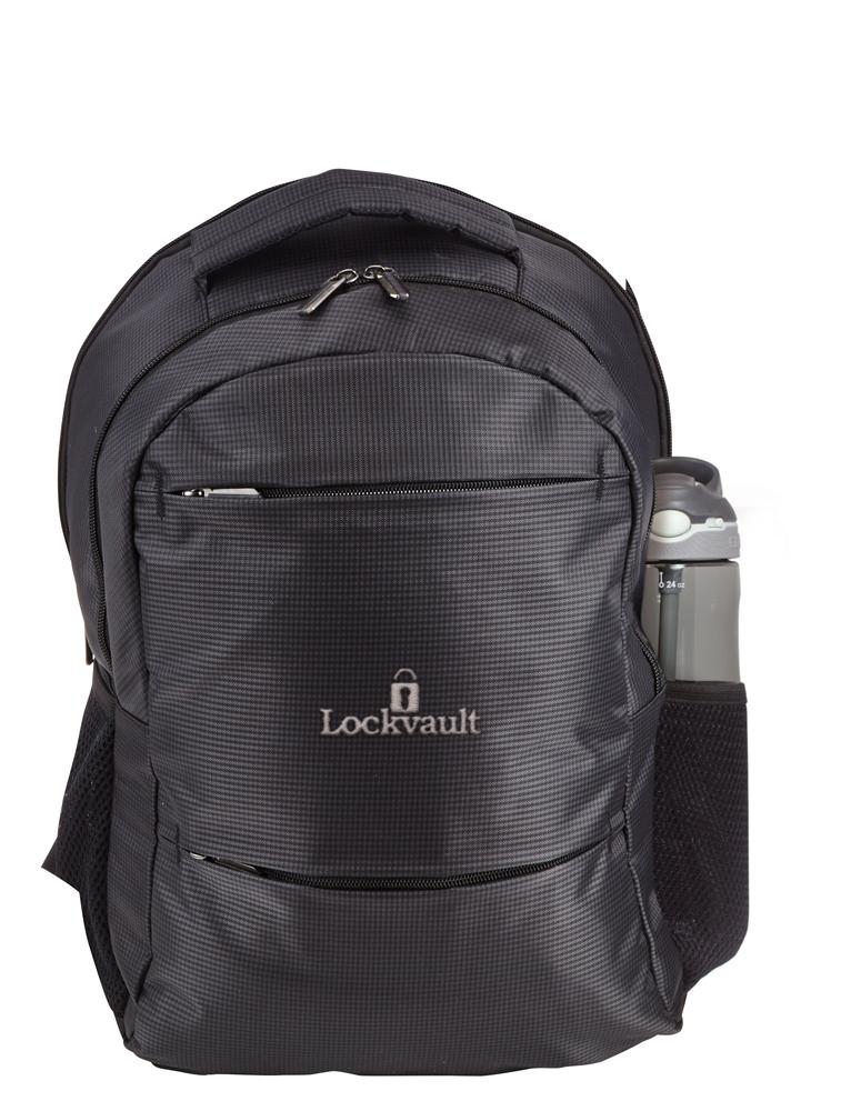 BA1706 front - Sentinel Messenger Bag