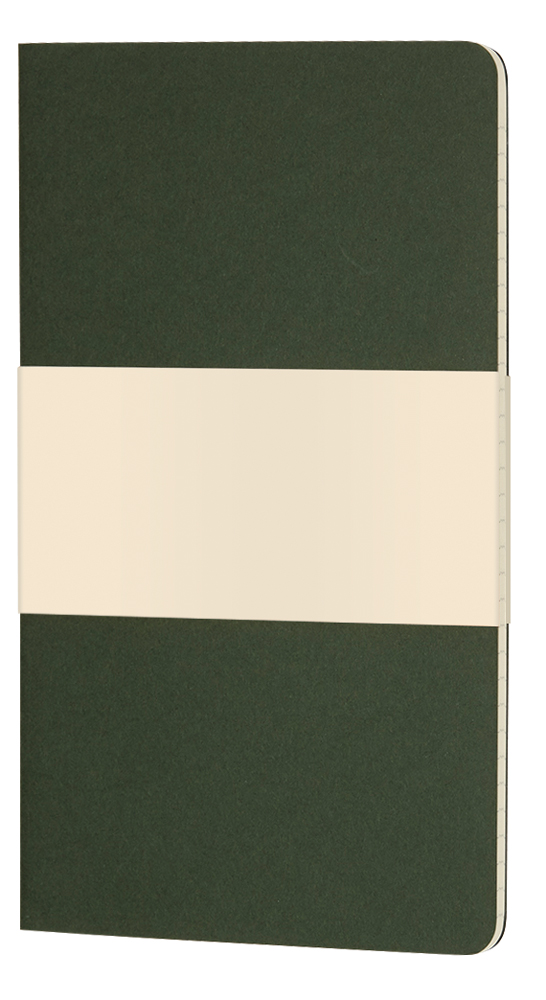 CH016 - Cahier Journals (Large) Myrtle Green