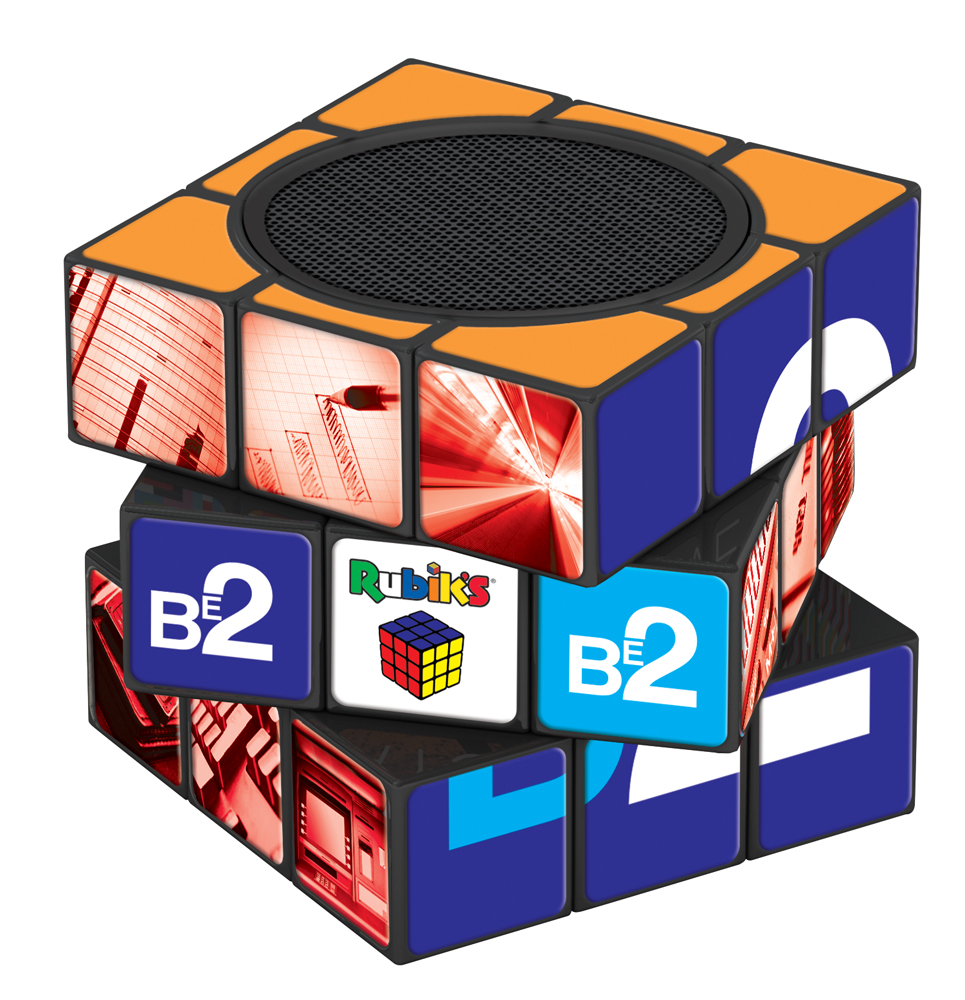 IT1706 a - Rubik?s Bluetooth Speaker