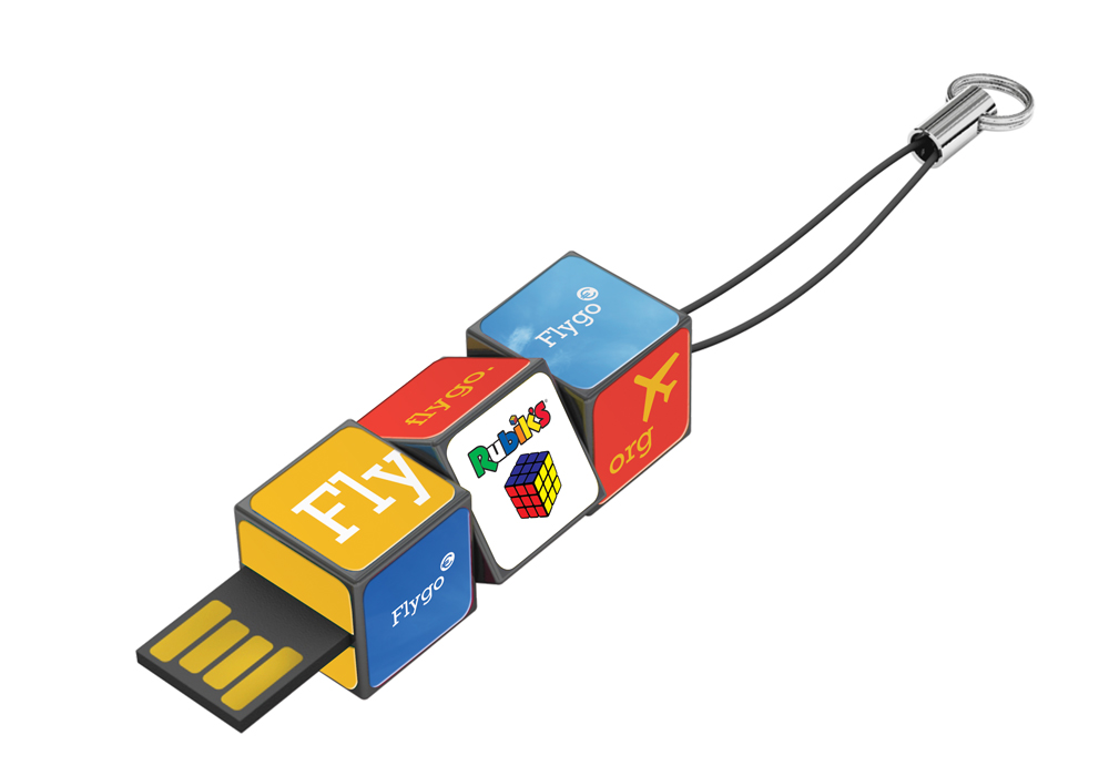 LE1502 - Rubiks Mini USB