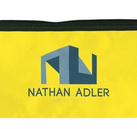 LE5310 Yellow 1 450x422 - Nylon Pencil Case