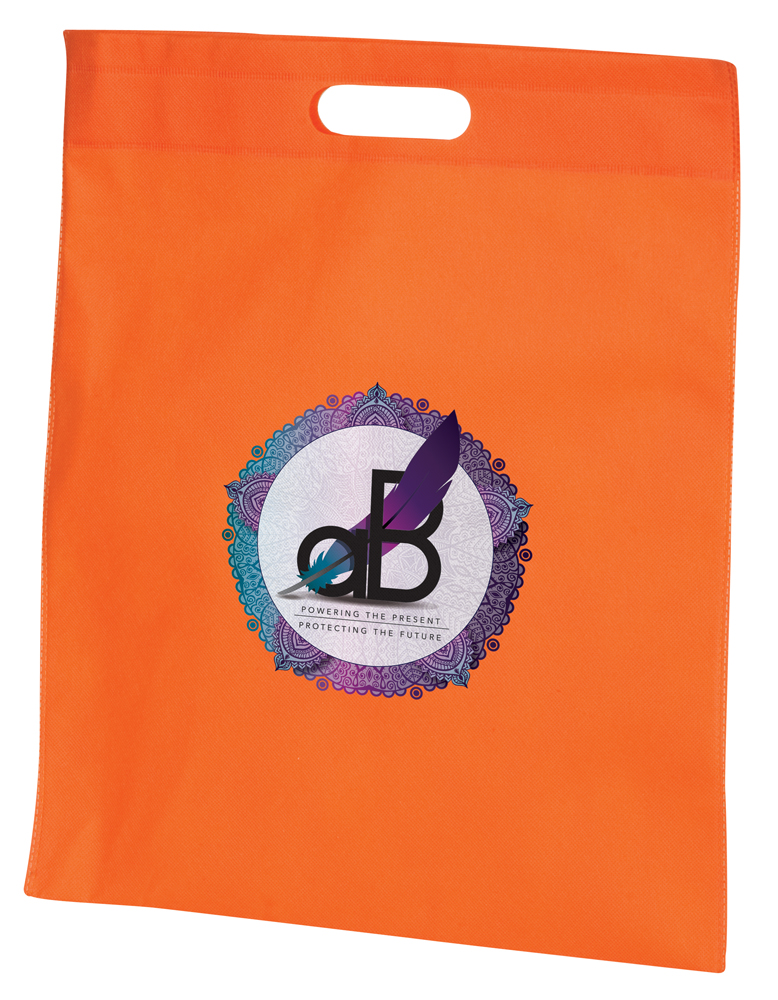 LE9664 orange - PP Carrier Bag