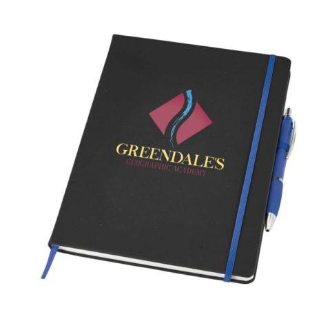 PA1706 blue 1 450x450 - Large Noir Notebook