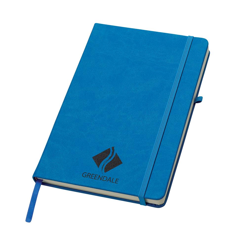 PA1802 blue - Personalised Rivista Notebook Medium