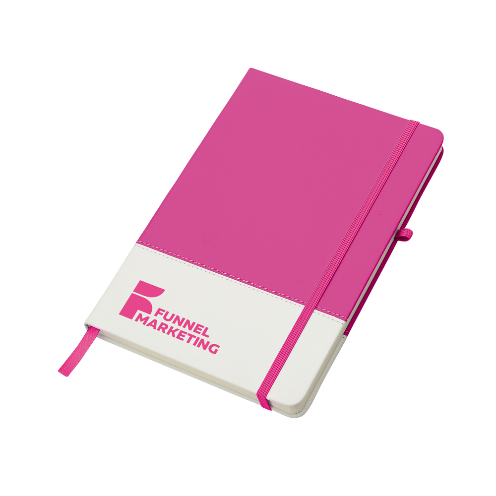PA1803 pink - Personalised Colours Notebook