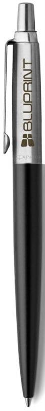 PE1689 Bond st Black side 1 - Jotter Metal Ballpen