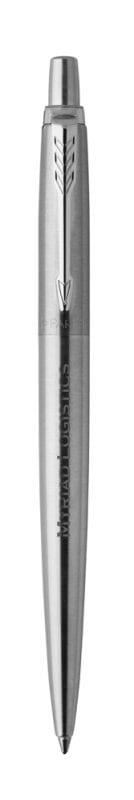 PE6430 ballpen 1 - Jotter Stainless Steel Set