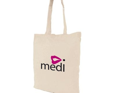 QB0561 7 400x321 - Personalised Cotton Tote Bag