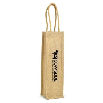 QB4008 4 - Bordeaux Wine Bag