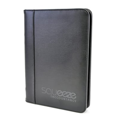 QC0076 7 - Dromore A5 Zipped folder