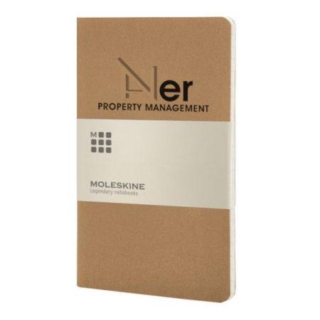 QP416 450x450 - Cahier Journals (Large) Kraft Brown
