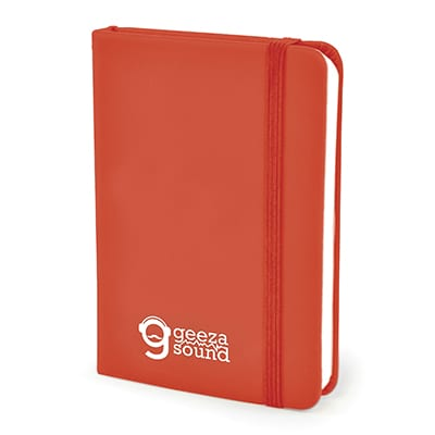 QS0347 7 - A7 Mole Notebook