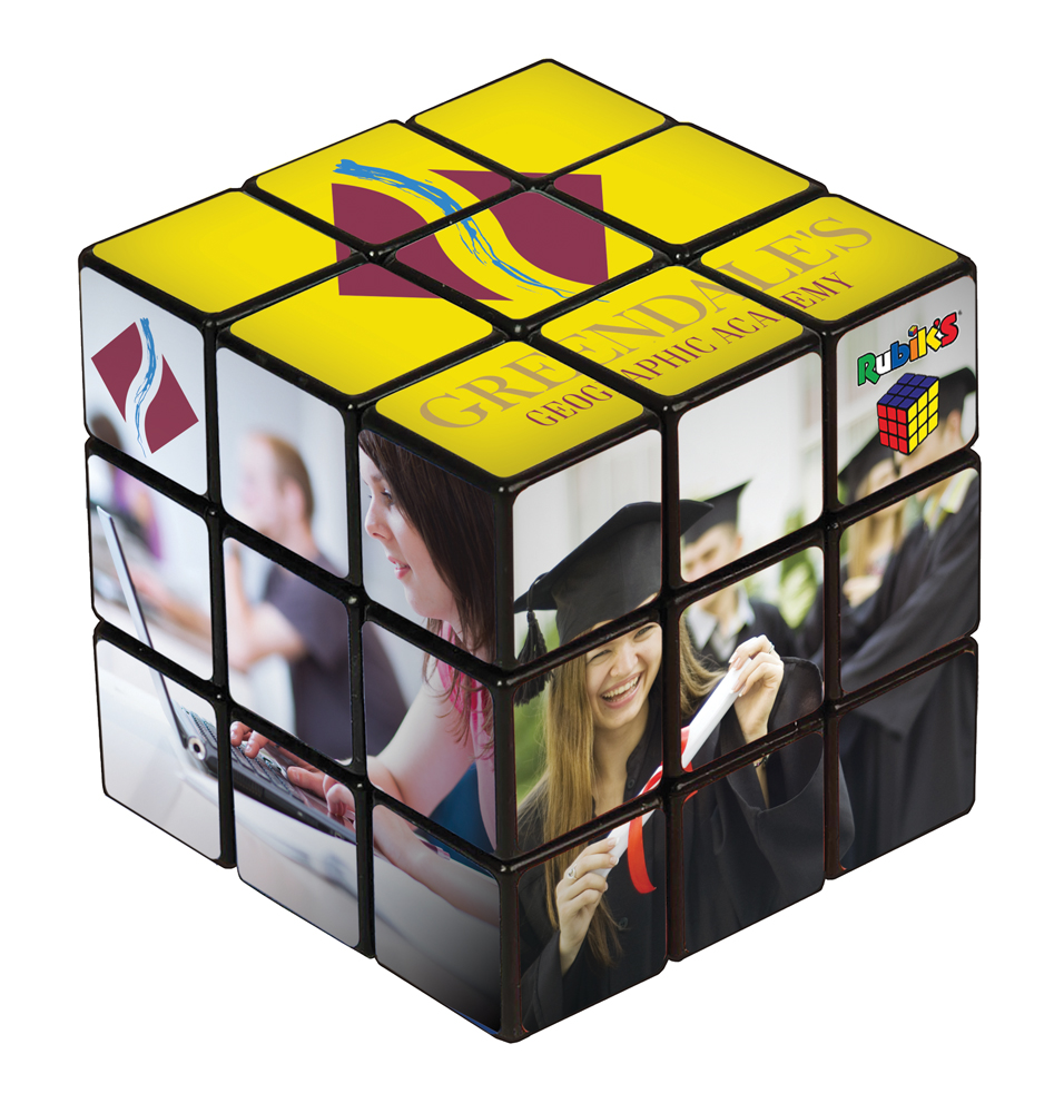 ST2501 a - Personalised Rubiks Cube