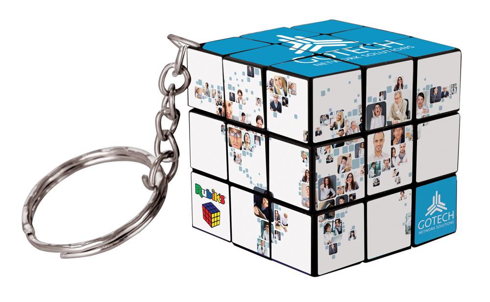 ST2613 a - Rubiks Keychain
