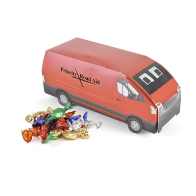 XF905020 - Delivery Van/Boiled Sweets
