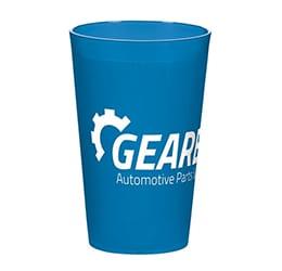 8345 frost blue 1 - 300ml Plastic Beaker
