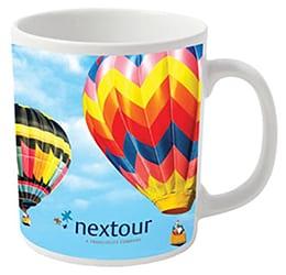 Full Colour Mugs  - Cambridge Full Colour Mug