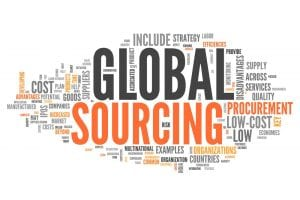 Word Cloud Global Sourcing