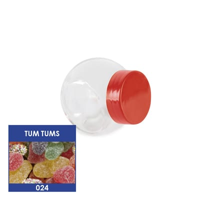 XF001024 - Micro Glass/Tum Tums