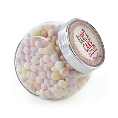 XF004013 - Medium side glass/Fruit Sweets