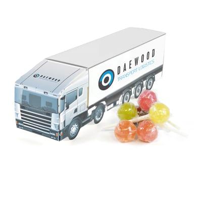 XF906017 - Large Truck/Lollipops