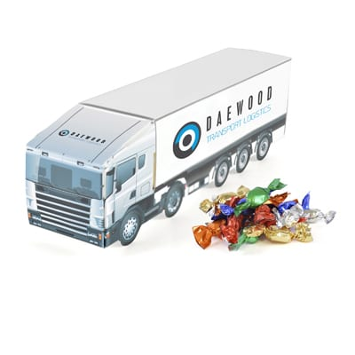 XF906020 - Large Truck/ Boiled Sweets