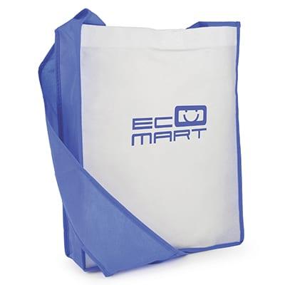 QB0589 - Contrast Messager Bag