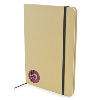 QS0545 - A5 Natural Notebook
