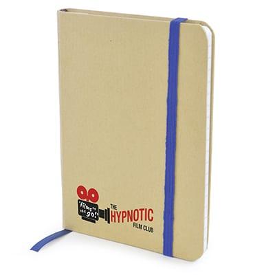 QS0546 - A6 Natural notepad