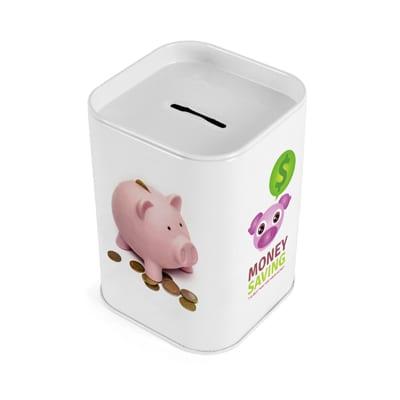 SS0347 - Money Box Tin