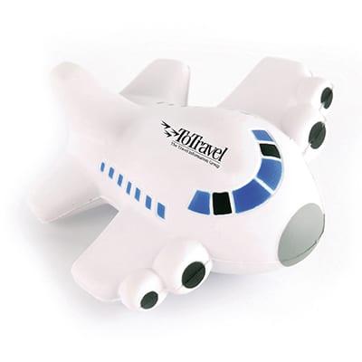SS0517 - Aeroplane Stress Toy