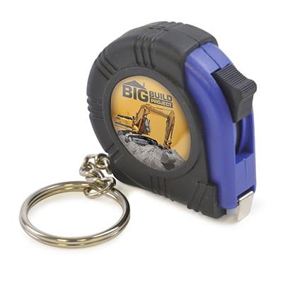 TP0011 - Measuring Tape Keyring