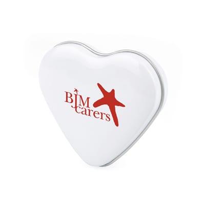 XU0005 - Heart Mint Tin