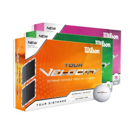 8029 450x450 - Wilson Tour Velocity Distance Golf Balls