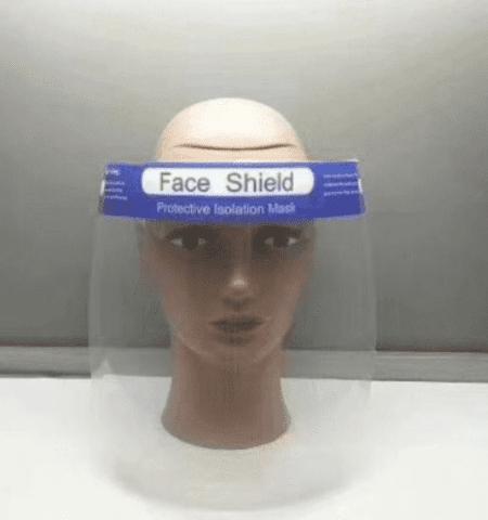 Face Shield1 450x480 - Full Face Shields