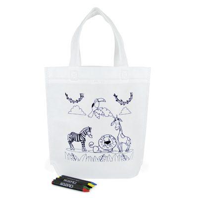 QB0002 - KIDS COLOURING BAG