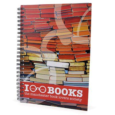 QS1005 - A5 LUX NOTEBOOK